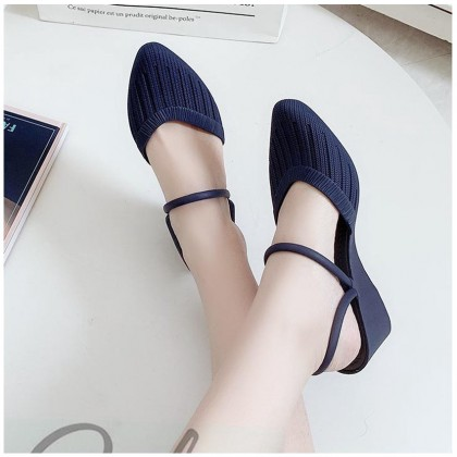 READY STOCK A715 Zendo Women's Wedges HighHeel